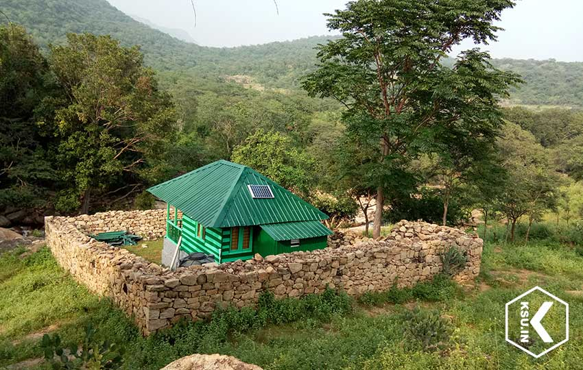 Churulipetty Log House Chinnar