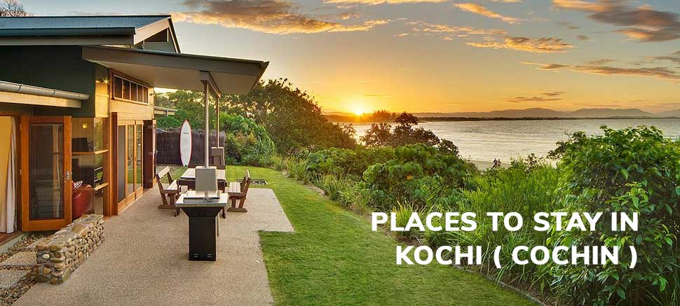 Places to stay in Cochin